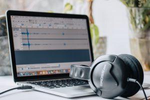 Audio typing