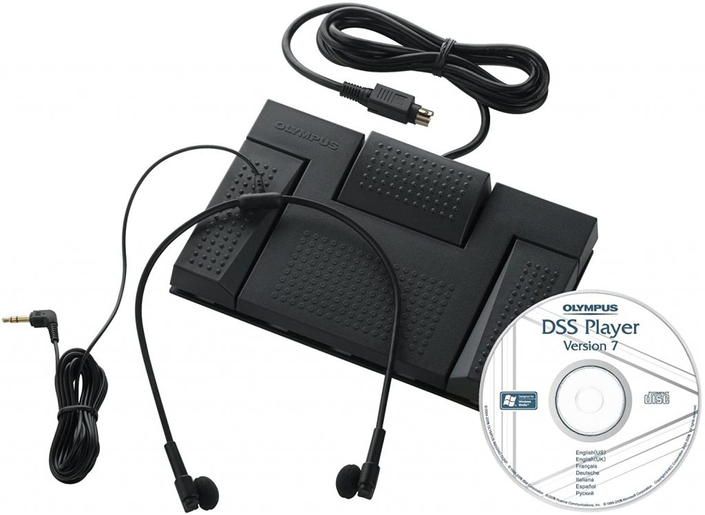 Best audio transcription foot pedal